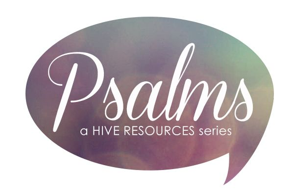 In Ps. 32, David tells us how God's mercy changes us {Hive Resources}