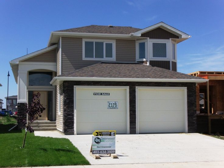 Brand new construction. The latest floor plan by Greenwood Homes is perfect in this 1569 Sq. Ft. bi-level home that features 2 large family rooms, one with hardwood floors & one with corner gas fireplace, chef sized kitchen with island, vaulted & tiled dining room, spacious master suite with jetted tub and huge walk-in closet. There are 4 additional over-sized bedrooms & 3 full baths. 5 year Alberta New Home Warranty & more. This home deserves your viewing attention. $409,900 - SOLD!