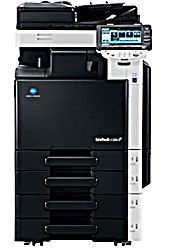Konica Minolta Bizhub C220 Driver Download
