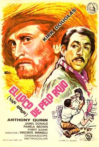 "El loco del pelo rojo (1956) ""Lust for Life"" de Vincente Minnelli, George Cukor - tt0049456"