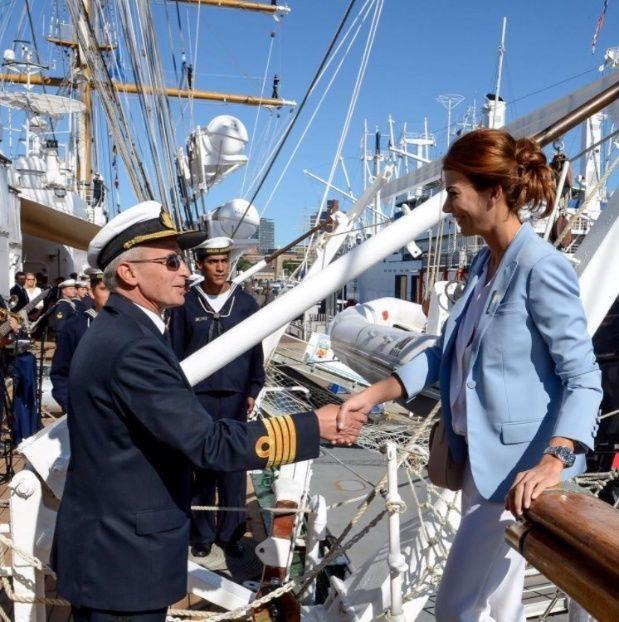 Macri celebró la Independencia en Alemania y a bordo de la Fragata Libertad | Noticia de Política | Big Bang! News