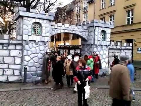 Weihnachtsmarkt in Berlin-Spandau