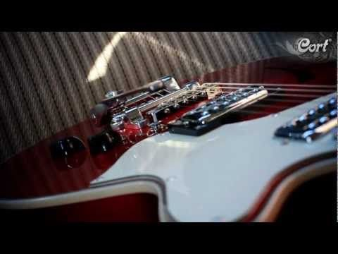 Here is a seriously cool video for a seriously cool guitar.