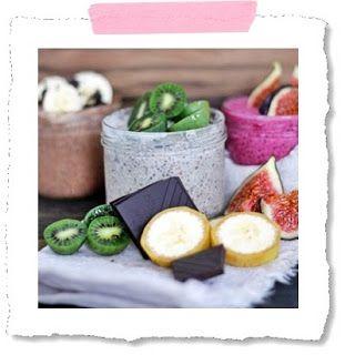 Heute Morgen wird es lecker! Ich stelle euch nämlich meine drei Lieblings Chia Pudding Variationen vor. Das wunderbare daran, ihr könnt sie am Abend zubereiten und am nächsten Morgen in die Tasche ...