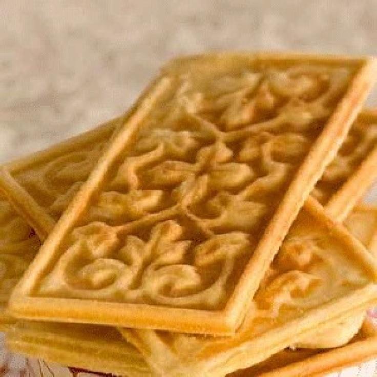 Norwegian Goro Cookies
