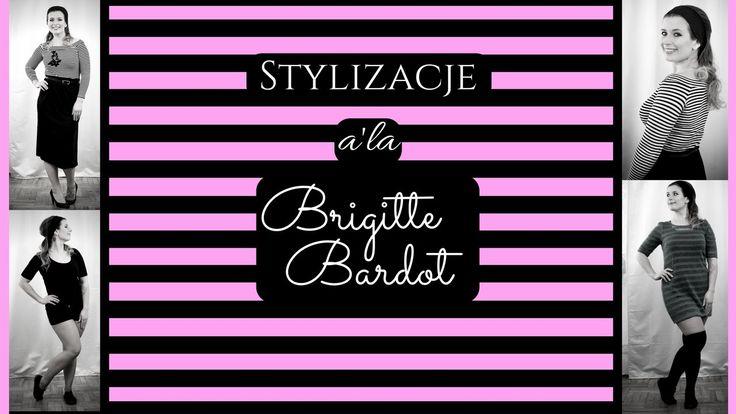 Stylizacje a'la Brigitte Bardot!!! :)
