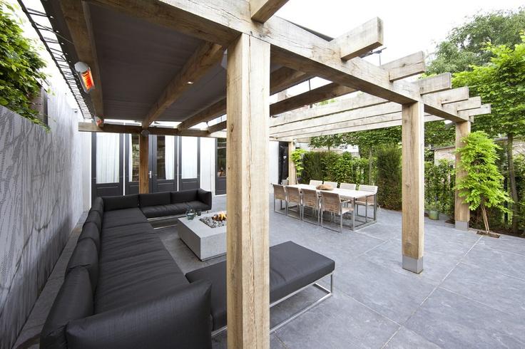 Centric Design Group | Wellness Stadstuin | Een klein paradijs midden in de stad