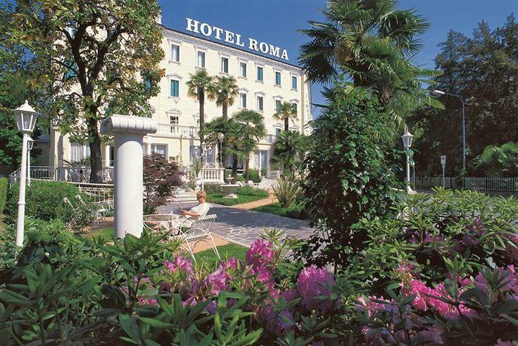 Situato nella piazza principale di Abano Terme, il prestigioso Hotel Roma, vi accoglie con tutti i comfort. Raffinato, elegante con un'atmosfera piacevole e un servizio inappuntabile, discreto ma sempre presente.