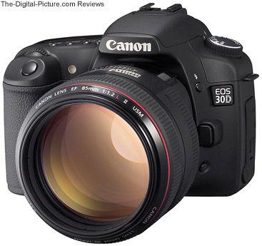 Canon 85mm 1.2 lens...On my wishlist!