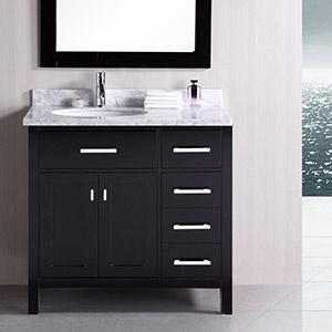36 Barton Single Bathroom Vanity A Beautiful Blend Of Classic Beauty And Modern Aesthetics