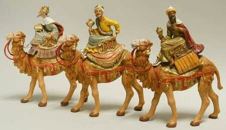 King's on Camels, 3 pc set. 71514