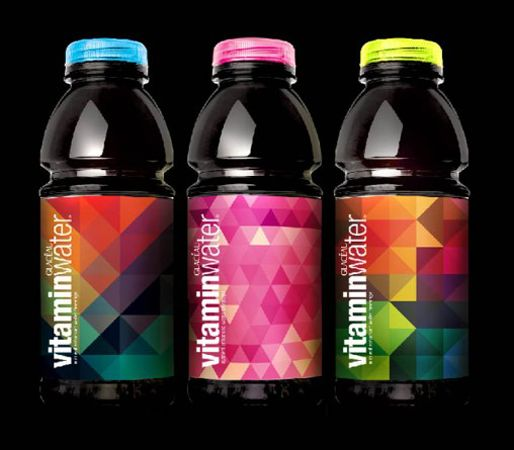 Vitamin Water Redesigned