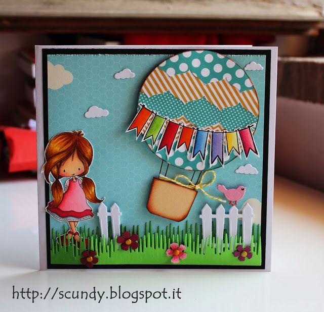 Baloon Card