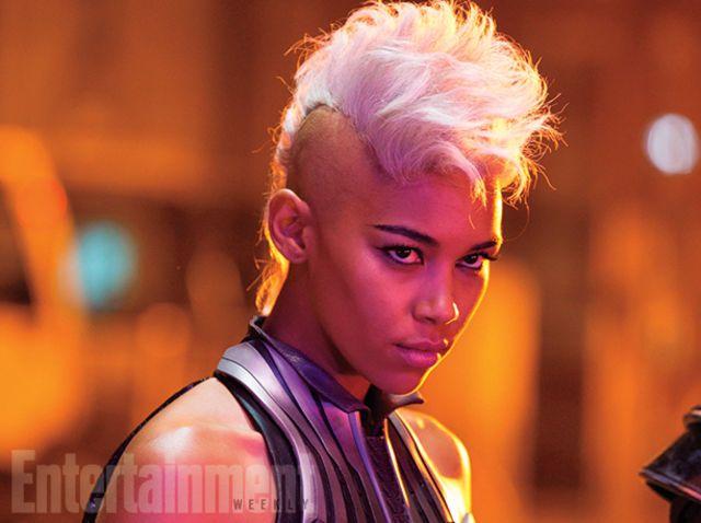 Alexandra Shipp dans X-Men Apocalypse