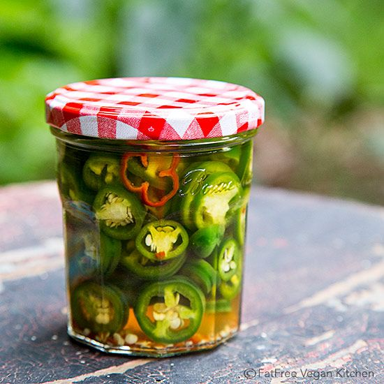 I like my jalapeños HOT, so I add red pepper flakes to keep them that way after pickling. But for a milder flavor, skip the red pepper and add 2 ....