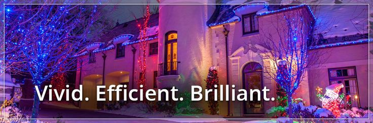 Luke will love this site.  Amazing LED Christmas Lights selection including Wintergreen Lighting ENERGY STAR qualified mini, icicle, net, C7 and C9 LED Christmas Lights.