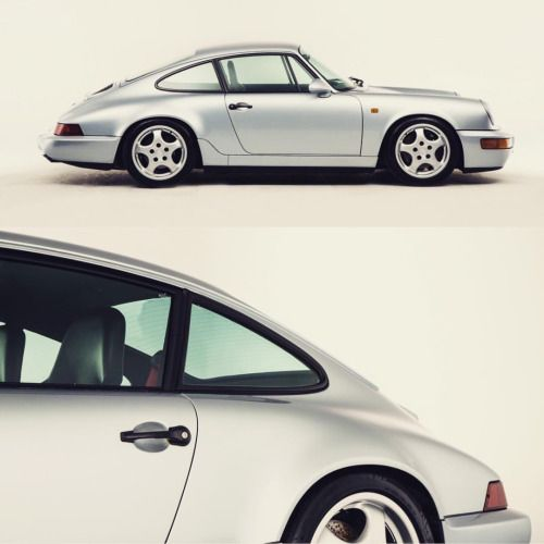 clubmulholland: The #Want is strong. 1992 Porsche 964 Carrera...