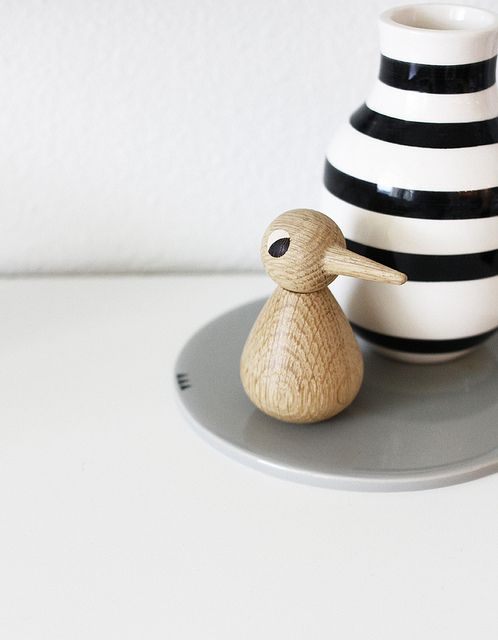 Via A Merry Mishap | Black and White | Vedel Bird