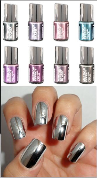 Mirror Nail Polish, I've just bought it!