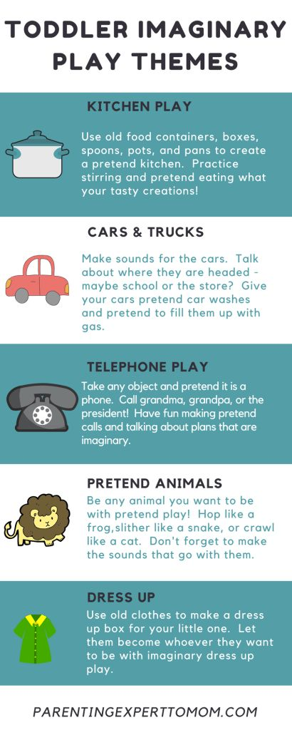 The Benefits of Imaginary Play in Toddlers