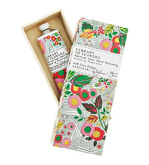 Library of Flowers - Wildflower & Fern Handcreme - 2.3 oz