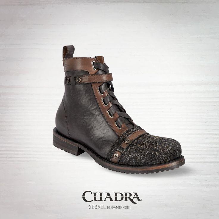 Un diseño urbano con estilo único y suela industrial para un mejor agarre.  #boots#caballero#2017#estilo#tendencia2017#moda#fashion#hombre#cuadra