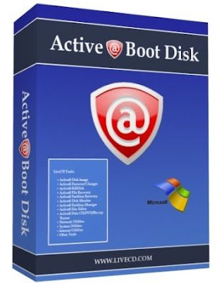 Active Boot Disk Suite 9.1.0