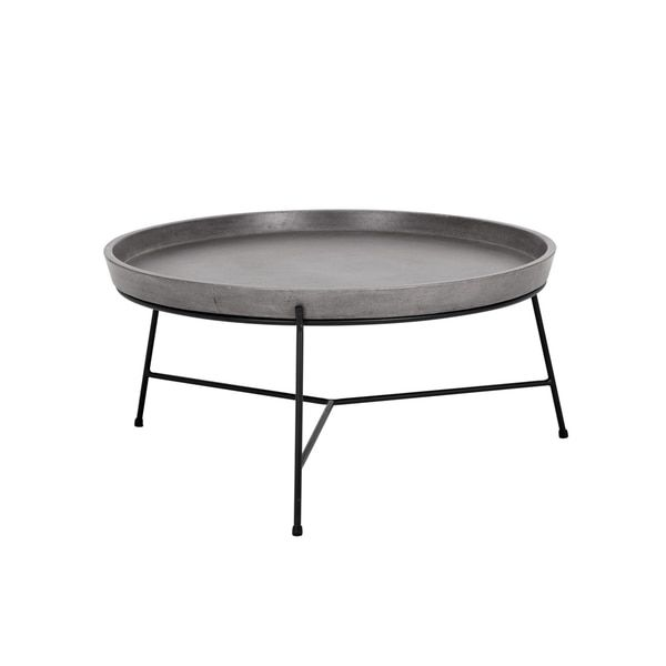 Mixt Remy Concrete and Metal Coffee Table - 25+ Best Ideas About Metal Coffee Tables On Pinterest Coffee