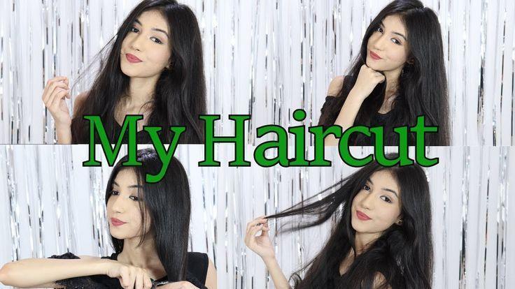 Comment j'ai coupé mes cheveux à la maison avec Trick - #trick - #new