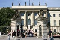 Humboldt University around Berlin
