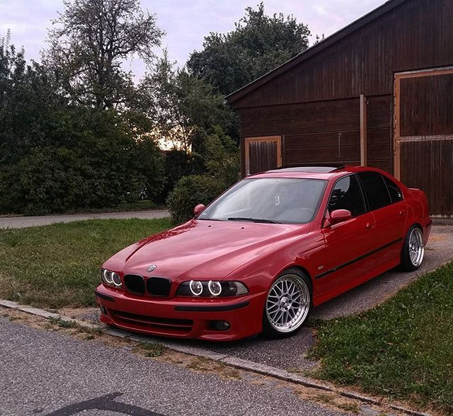 BMW E39, A Legend!!!