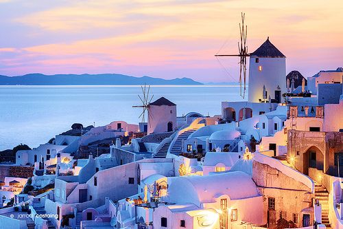 Santorini, Greece ✔️