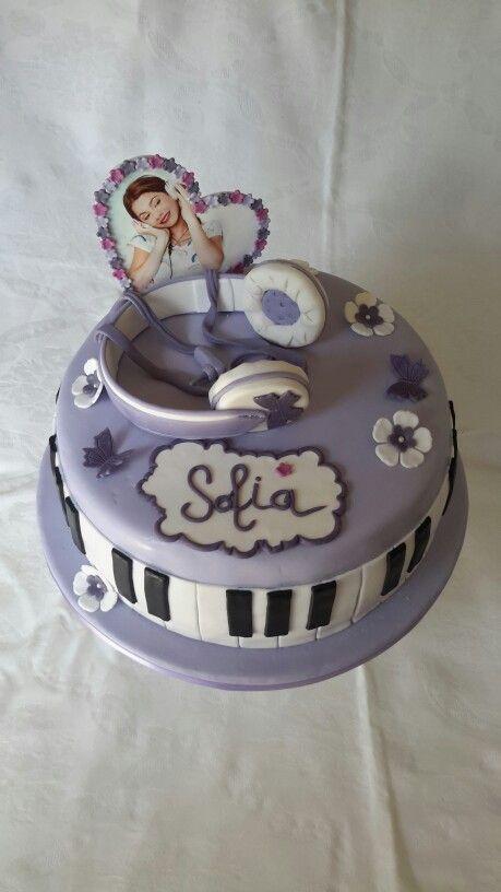 Cake Design Violetta : 12 best images about violetta on Pinterest Twin, Torte ...