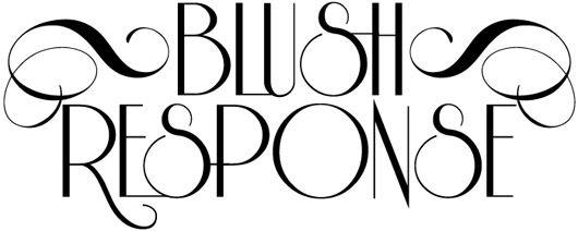 More typographic blog headers