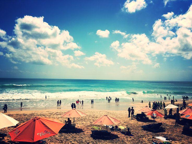 Day at beach, Dreamland