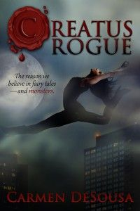 Review: Creatus Rogue by Carmen DeSousa (Paranormal Romantic Suspense)