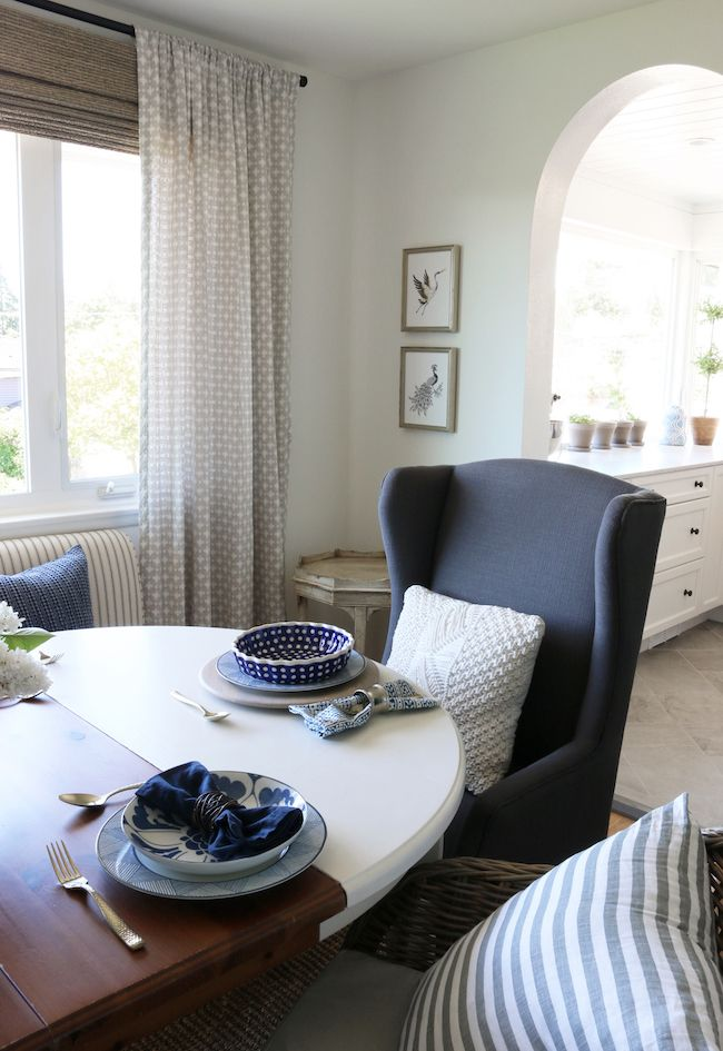 Style Refinements Dining Room Updates