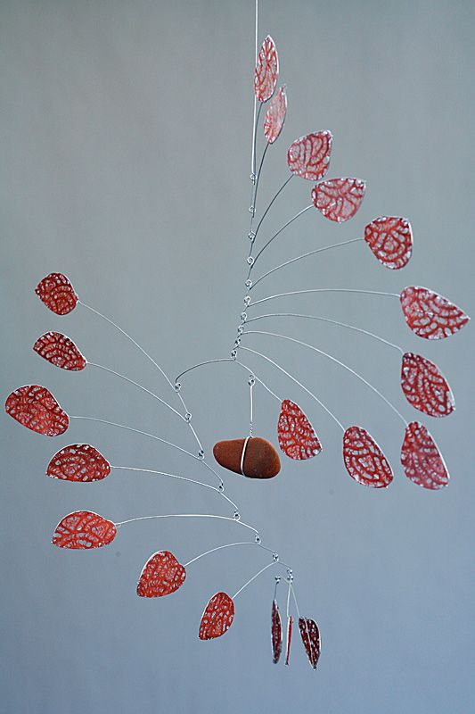 75 best mobiles images on Pinterest | Kinetic art, Wind chimes and ...