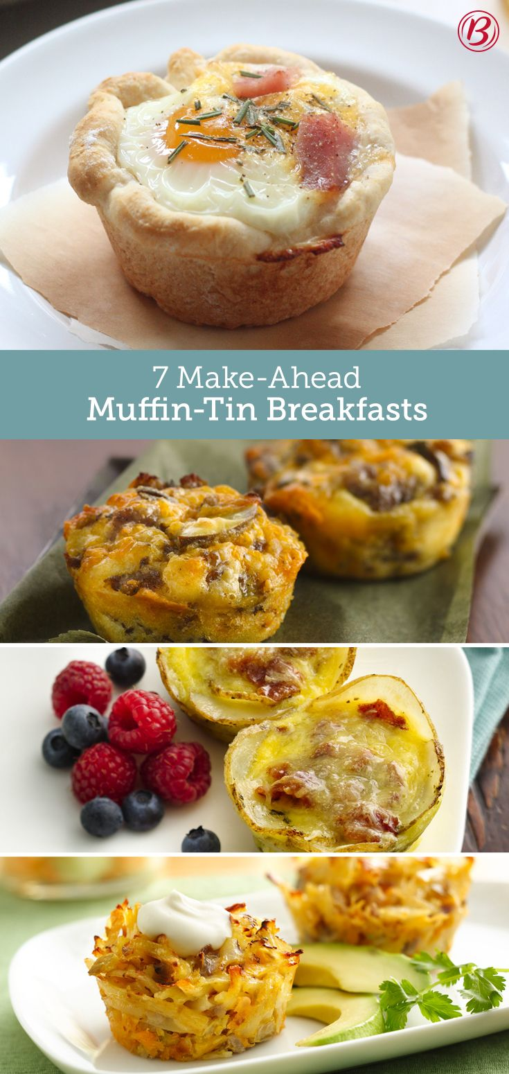 Each of these seven recipes are made simple—and portable—thanks to breakfast's…