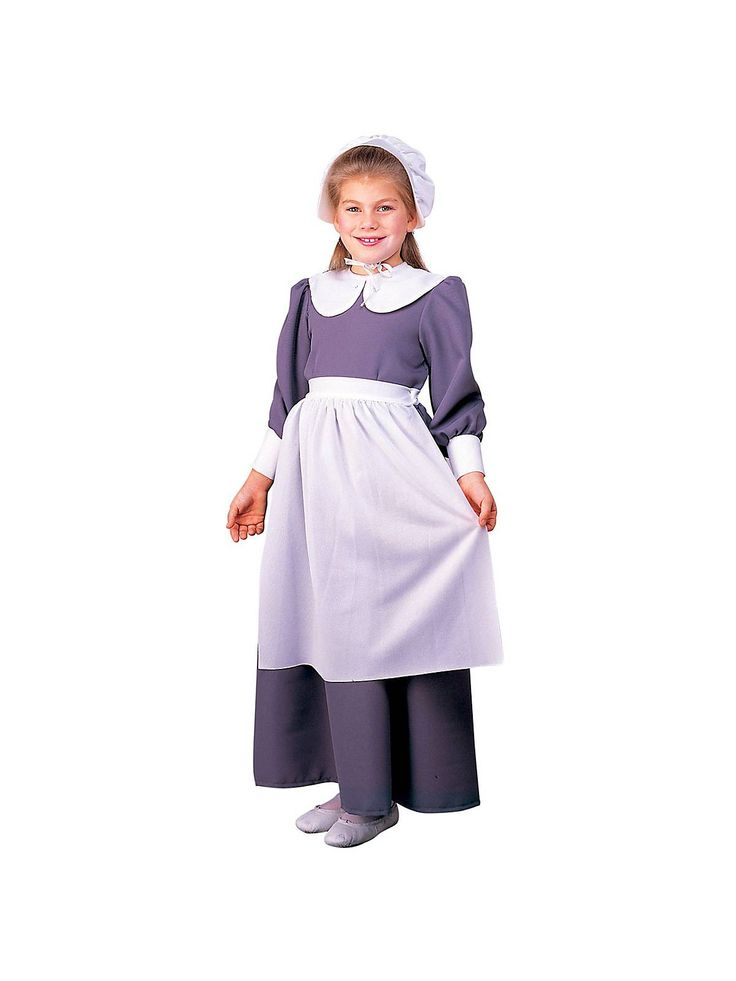 how to make pilgrim costumes for kids