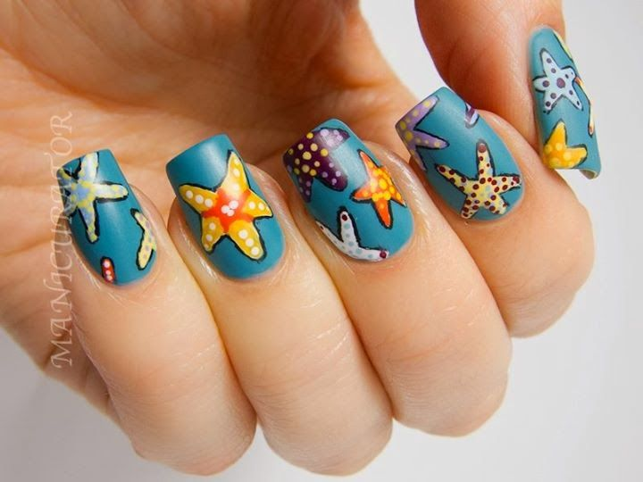 Uñas decoradas - Diseños de uñas - Decoración de uñas con gel 2014 | Imagenes de amor-uñas decoradas-bonitas-chistosas-frases-decoracion-diseño