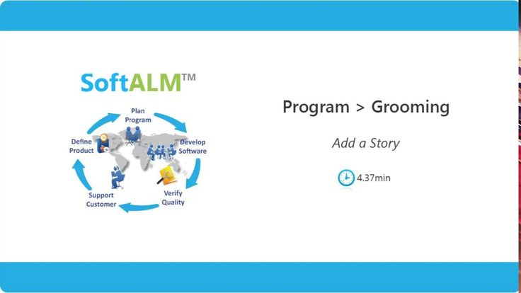 SoftALM Features: Video To Understand Add a Story JamBuster's SoftALM® is the only End-To-End Application Life http://www.jambuster.in/softalm-agile-ALM-project-development-software-tool.html