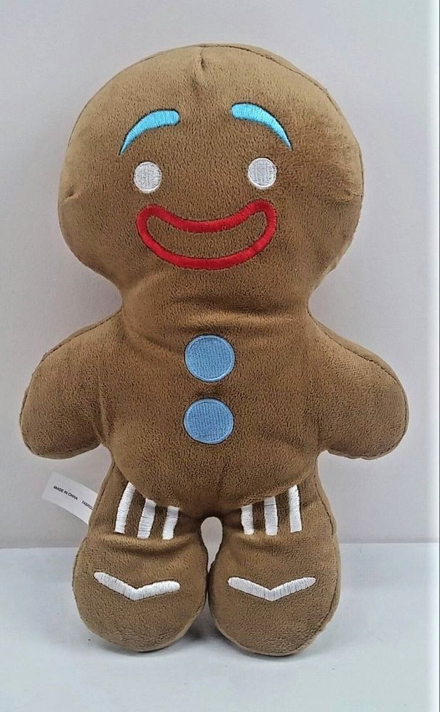 Gingerbread Man Plush Doll Stuffed Animal Toy 14 Ebay Finds