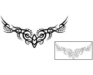 Lower Back Tattoos AXF-00593 Created by Diaconu Alexandru