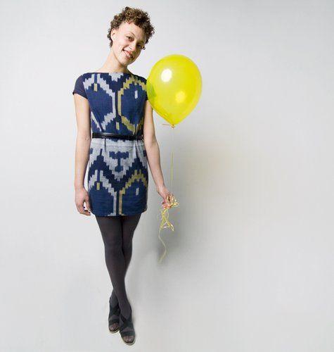 ikat dress - Google Search