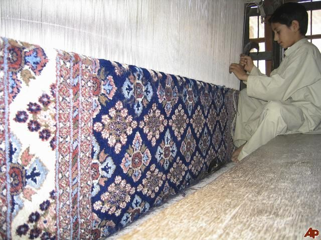 Child Labour In The Carpet Industry Pakistan