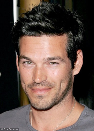 Eddie Cibrian. Ignore his character, just look