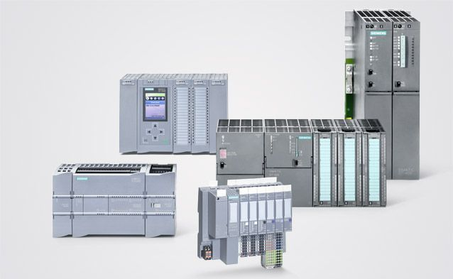 Modular controllers SIMATIC S7