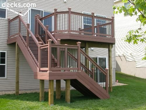 Pin by jason torres on deck ideas pinterest for High elevation deck plans