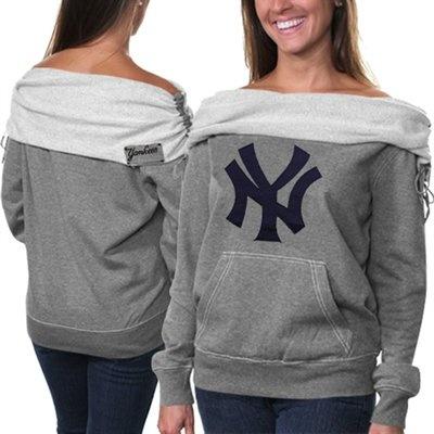 Touch by Alyssa Milano New York Yankees Ladies Game Sweatshirt - <3